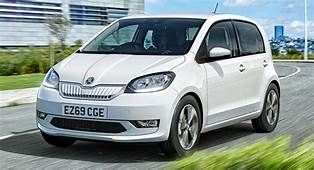 2020 Skoda Citigoᵉ IV Is VW Group's Cheapest Electric