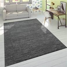 teppich kurzflor grau kurzflor teppich einfarbig anthrazit teppichcenter24