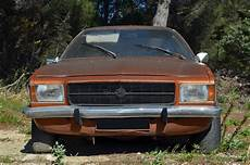 car lot find opel rekord d coupe ran when parked