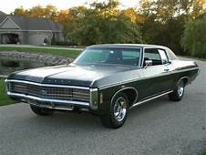 1969 Chevrolet Caprice  My First Real Carbought With