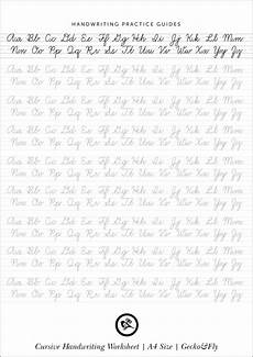 cursive handwriting worksheets 21999 5 printable cursive handwriting worksheets for beautiful penmanship