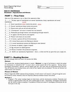 sexual and asexual reproduction worksheet free printables worksheet