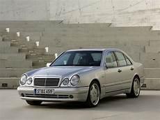 Mercedes E Class W210 E 300 Td 177 Hp