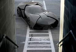 German Student Presents 2016 Lamborghini Ankonian Concept