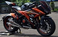 Modifikasi Cbr 150 2017 by Gambar Foto Modifikasi Motor Honda All New Cbr 150 R Terbaru