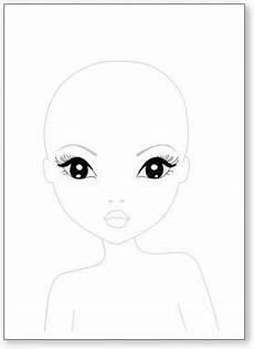 Ausmalbilder Topmodel Ohne Haare Topmodel Malvorlagen Zum Ausdrucken Ohne Kleidung