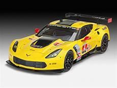 revell 1 24 corvette c7 r kit 07036