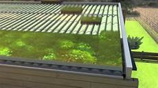 toit terrasse vegetal toiture v 233 g 233 talis 233 e avec hydropack 174 sur syst 232 me verdura d
