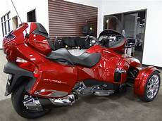Can Am Touring Motorcycle