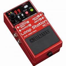 Rc 3 Loop Station Guitar Pedal And More Looper And
