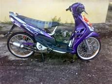 Modifikasi Honda Beat Injeksi by Modifikasi Honda Beat Merah Ring 17 Thecitycyclist