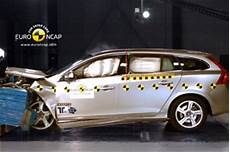 official volvo v60 2012 safety rating results