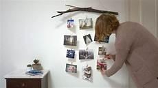 Fotogeschenke Zum Selber Machen - foto wanddekoration einfach selbst basteln