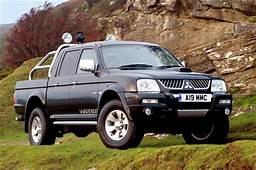 Mitsubishi L200 2000  Car Review Honest John