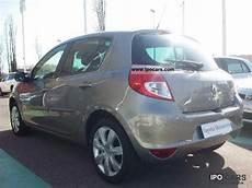 2011 renault clio iii dci 90 eco2 sl xv de car