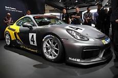 Porsche Cayman Gt4 Clubsport - los angeles 2015 porsche cayman gt4 clubsport gtspirit