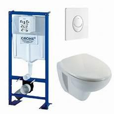 montage toilette suspendu bati support wc suspendu grohe autoportant plaque blanche