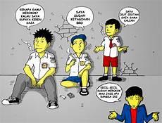 Foto Kartun Sedang Merokok Keren Bestkartun