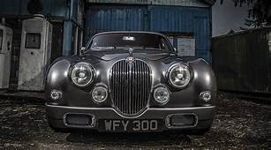 Jaguar Mk2 2014 By Ian Callum And Classic Motor Cars