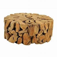 Teak Wurzel Tisch - teak wood root coffee table chairish
