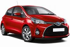 Toyota Yaris Hybrid Hatchback Review Carbuyer