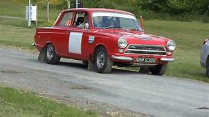 FORD LOTUS CORTINA RALLY CAR  YouTube
