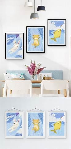 Ilustrasi Lukisan Gambar Dekoratif Gambar Dekoratif