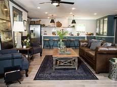 Magnolia Living Room Designs