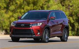 2020 Toyota Highlander Redesign Changes And Price  New