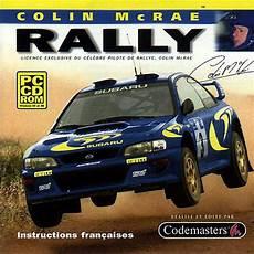 Colin Mcrae Rally 1998 Sur Pc Jeuxvideo