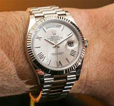 rolex day date 40 watches the new rolex 3255 movement