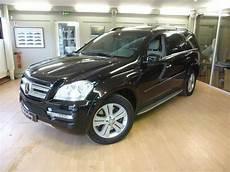 Mercedes Classe Gl X164 500 Luxury 7 Places 4x4 Noir