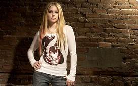 My Toroool HD Wallpaper Of Avril Lavigne