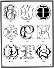 The Project Gutenberg Ebook Of Monograms And Ciphers By A