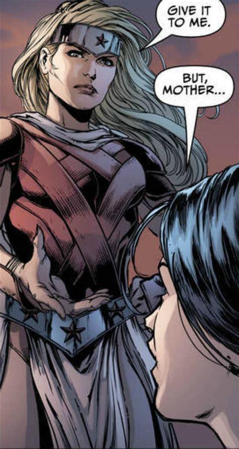 Queen Hippolyta Dc Comics