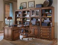modular home office furniture collections hooker furniture brookhaven modular office collection