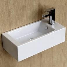 lave 20 cm lave mains gain de place 50x25 cm c 233 ramique en 2019 salle de bain toilette lave