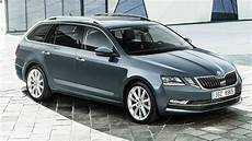 2017 Skoda Octavia Combi Drive And Design
