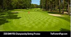 2019 bmw chionship dates 2019 bmw pga chionship betting preview odds tips