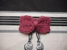 noeud papillon tricot tuto tricot un noeud papillon