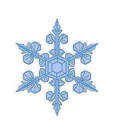 Transparent Background Snowflake Clipart Free