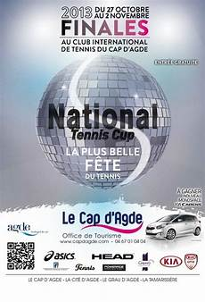 national tennis cup comp 233 tition national tennis cup agenda ville d agde