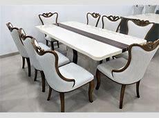 SISKA DINING TABLE SET   Betterhomeindia   Designer Marble