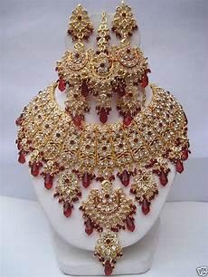 bridal kundan jewellery designs bridal wears