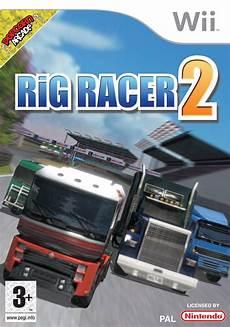 rig racer 2 sur wii jeuxvideo