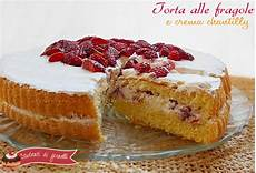 torta margherita con crema pasticcera e fragole torta alle fragole con crema chantilly un dolce fresco alle fragole
