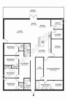 4 bedroom barn house plans the seven best 4 bedroom barndominium floor plans with