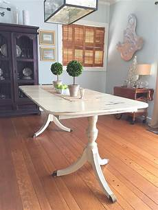 Dining Room Table painting a duncan phyfe dining room table barnaclebutt