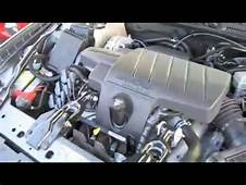 2005 Pontiac Grand Prix GTP Start Up Engine And Full