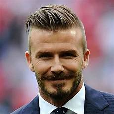 David Beckham 1989 To 2020 Hairstyles How His Hair